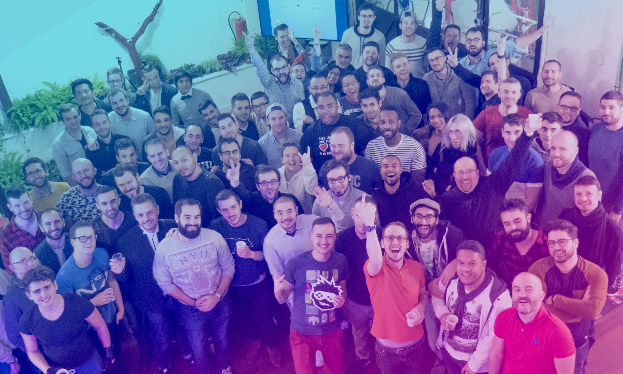 IRL Next Gaymer – La Magie De Noël