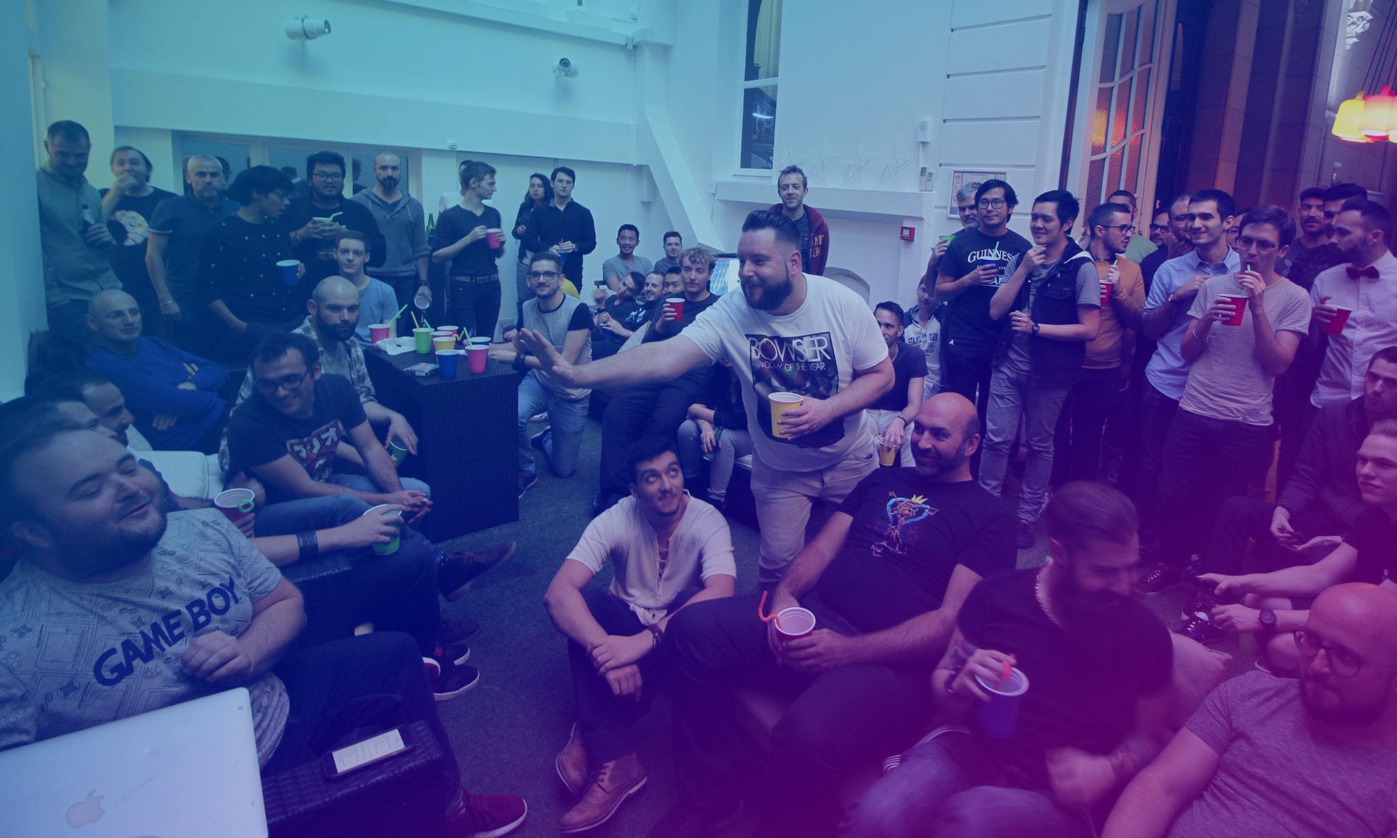 IRL Next Gaymer – Samedi sympa : cocktails et jeux !