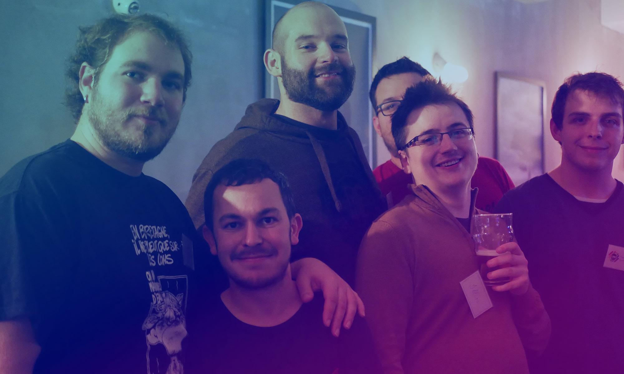 IRL Next Gaymer – #GeeknDrink n°5
