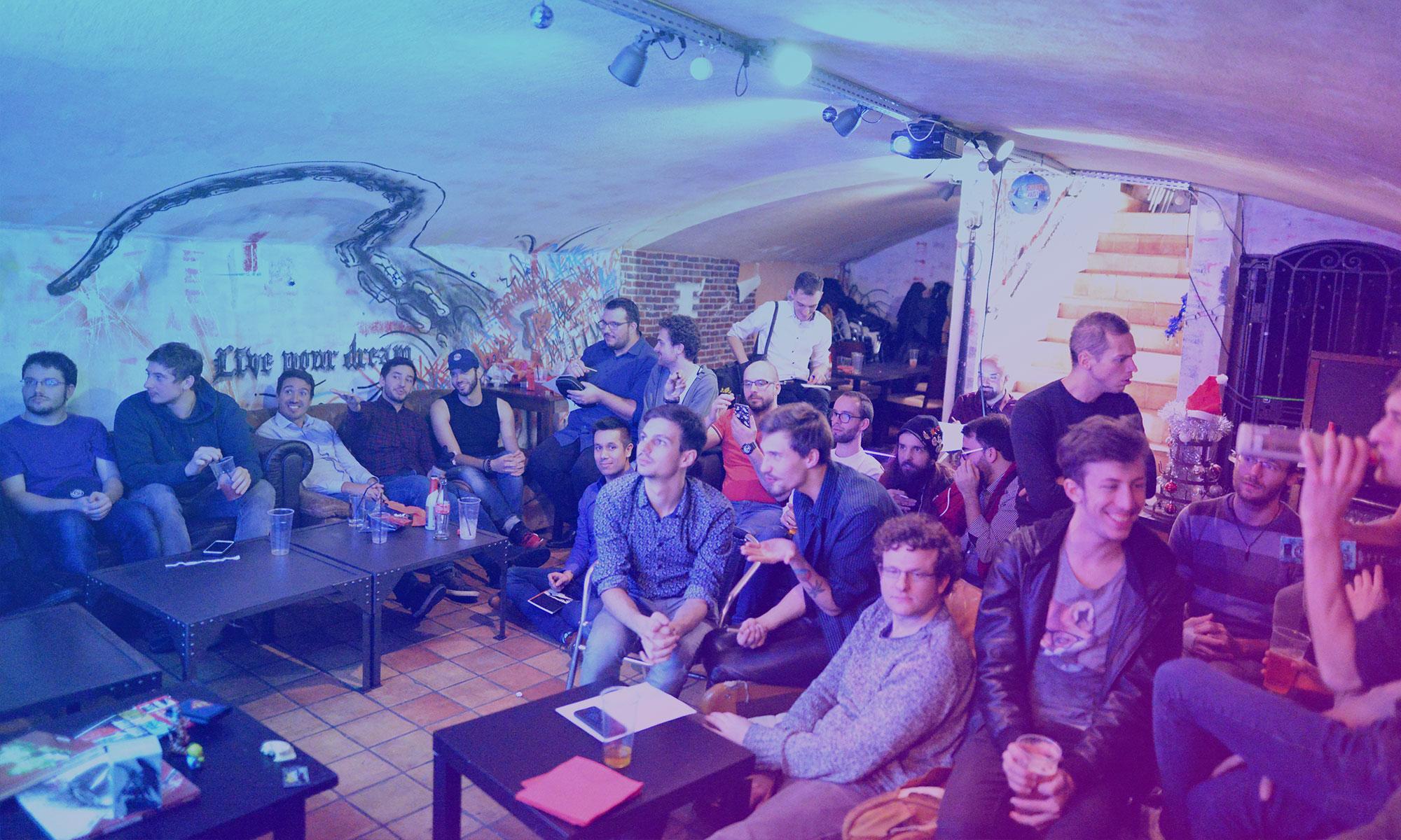 IRL Next Gaymer – Noël Lyonnais