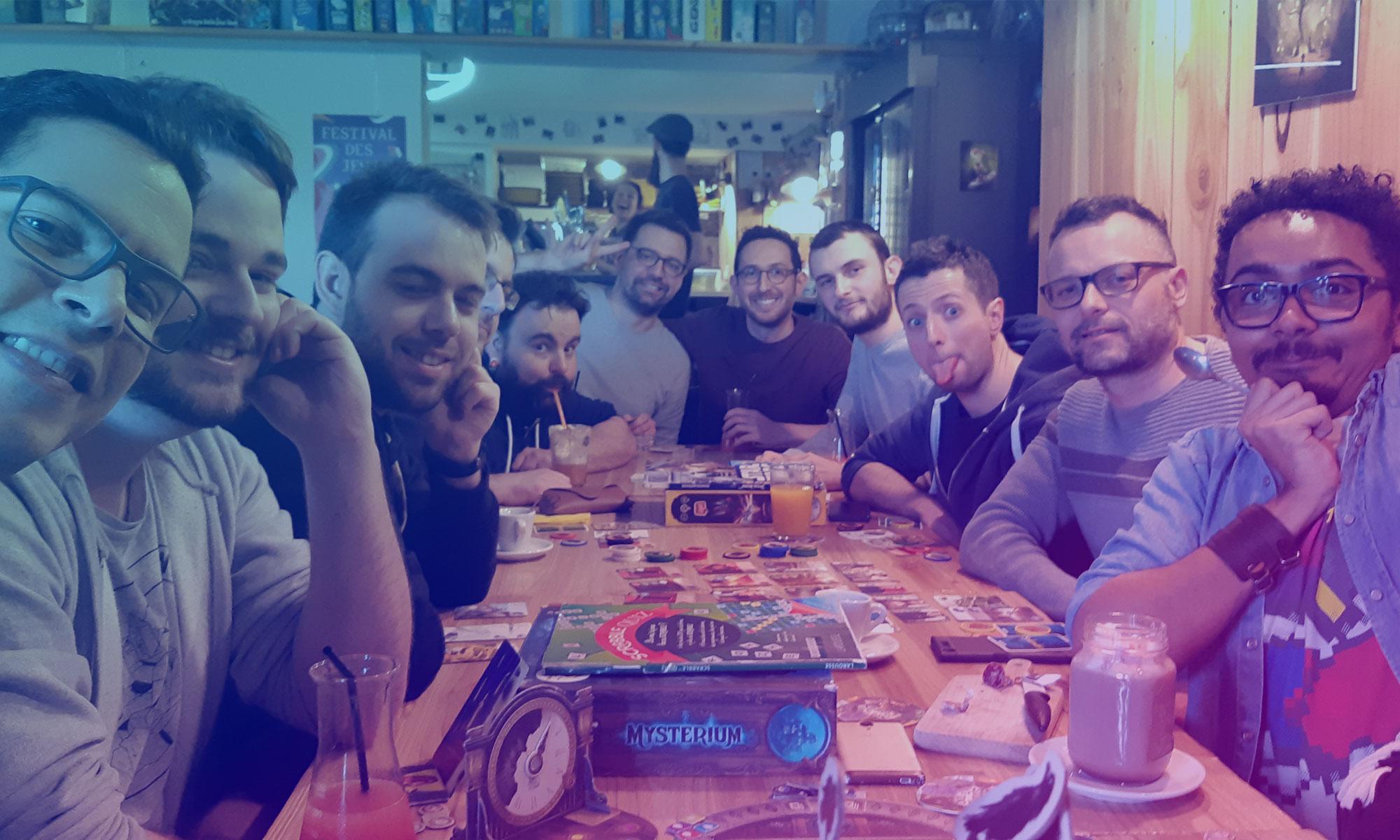 IRL Next Gaymer – La Fabrik à Jeux à Nantes