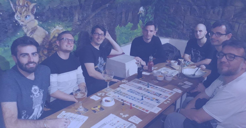 IRL Jeux de société n°2 – Rouen
