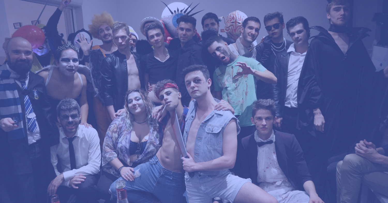 IRL Next Gaymer – Halloween 2019