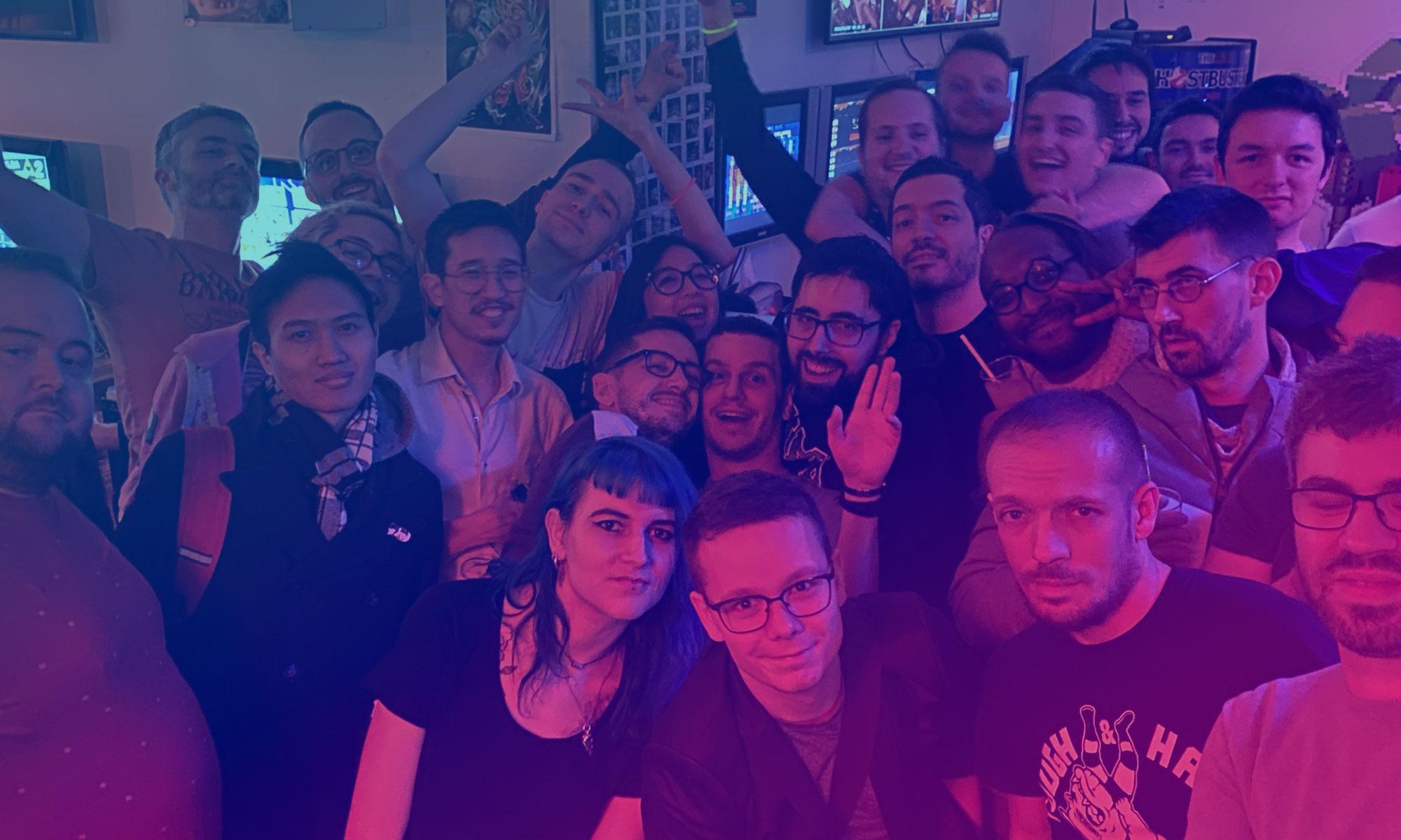 IRL Next Gaymer – #GeeknDrink n°8