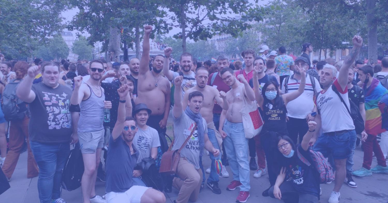 IRL Next Gaymer – Marche des fiertés 2021
